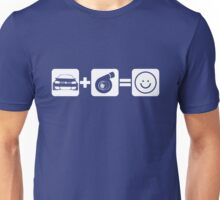 VW Golf MK4 Boost Smile Unisex T-Shirt