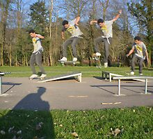Pop- shuv that sequance by Ryan James