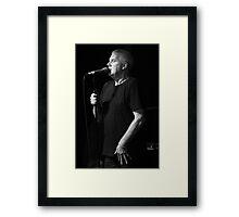 Daryl Braithwaite Framed Print