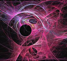A birth by Fractal artist Sipo Liimatainen