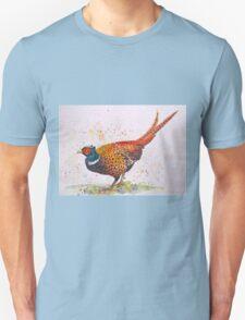 Gorgeous Pheasant Unisex T-Shirt