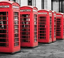 The PhoneBoxes  by Nicola  Pearson