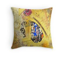 Recycle for the Benefit of The World Throw Pillow