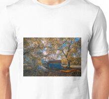 Autumn in a village in Turkey Unisex T-Shirt