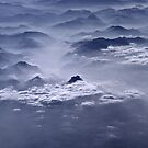 Misty Alps by Calin Lapugean