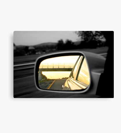 Road trippin' Canvas Print