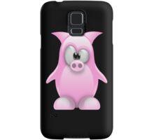 Piggy tux Samsung Galaxy Case/Skin
