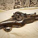 Old Gun by Calin Lapugean