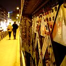 Pont Caulaincourt, Montmartre by Nick Coates