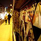 Pont Caulaincourt, Montmartre by Nicholas Coates