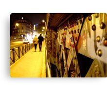 Pont Caulaincourt, Montmartre Canvas Print
