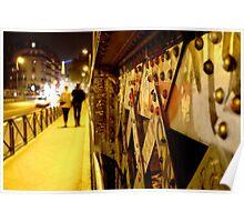 Pont Caulaincourt, Montmartre Poster