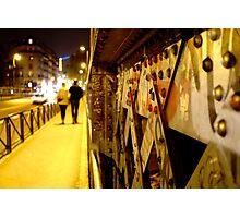 Pont Caulaincourt, Montmartre Photographic Print