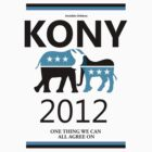 KONY 2012 by SamuelBartrop