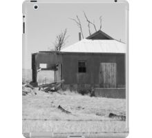 Home of yesteryear - Brisbane Ranges. VIC iPad Case/Skin