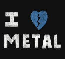 I Love Metal by ixrid