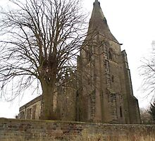 St Clement and St John Church, Horsley, nr Derby by The-Stranger