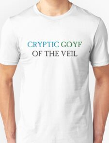 Cryptic T-Shirt
