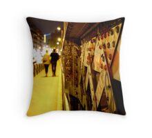 Pont Caulaincourt, Montmartre Throw Pillow