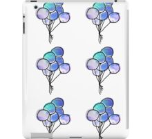 Galaxy Balloons Two iPad Case/Skin