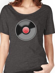 Vinyl Record 1 Women's Relaxed Fit T-Shirt