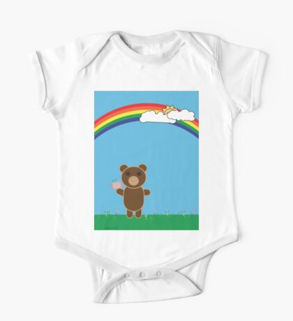 Cute Bear Kids Clothes