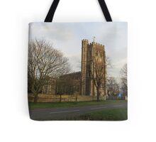 St. Mary the Virgin, Cardington Tote Bag