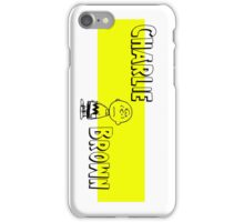 Charlie Brown iPhone Case/Skin