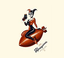 Harley Quinn by SinisterSix