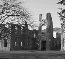 Houghton House by merlinonline