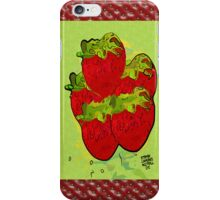 The Berries iPhone Case/Skin