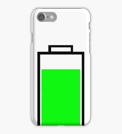 Iphone battery case iPhone Case/Skin
