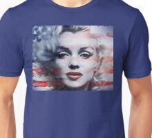A Marilyn Flag Unisex T-Shirt