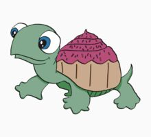 Cupcake turtle by Geekstuff