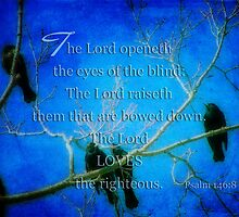 Lord loves the righteous by vigor