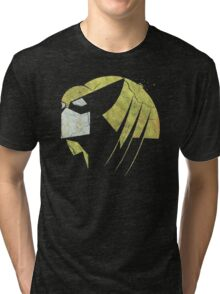 Wolverine minimalistic Tri-blend T-Shirt
