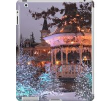Christmas Bandstand iPad Case/Skin