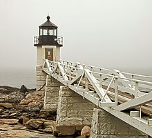 Marshall Point Light, Port Clyde, ME by Stephen Cross Photography