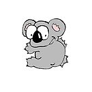 koala bare! by Dr Woo
