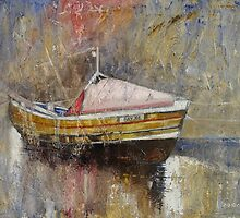 Bay Joe, Staithes by Sue Nichol