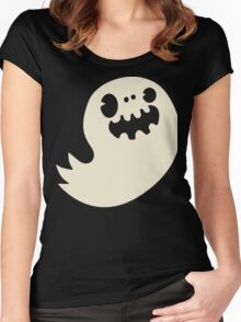 Ghost Boy Women's Fitted Scoop T-Shirt