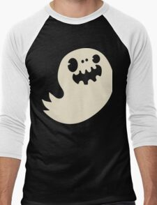 Ghost Boy Men's Baseball ¾ T-Shirt