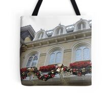 Festive Boughs Tote Bag