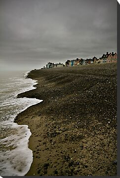 Aldeburgh Suffolk by Darren Burroughs