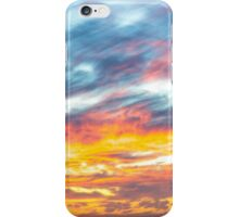 Burning Horizon  iPhone Case/Skin