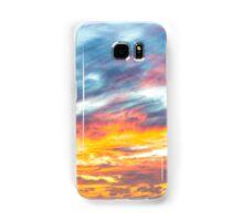 Burning Horizon  Samsung Galaxy Case/Skin