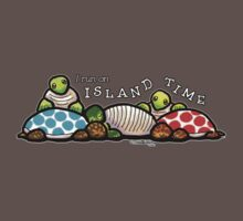 Island Time Turtles One Piece - Short Sleeve