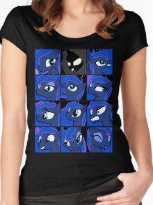 Princess Luna Women's Fitted Scoop T-Shirt
