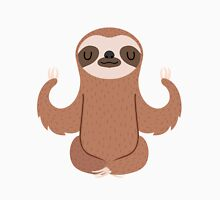 Sloth doing yoga T-Shirt