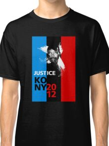 Justice KONY 2012 Classic T-Shirt